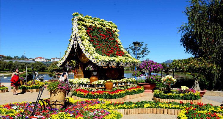 Các địa điểm tham quan gần Thiền viện Trúc Lâm Đà Lạt