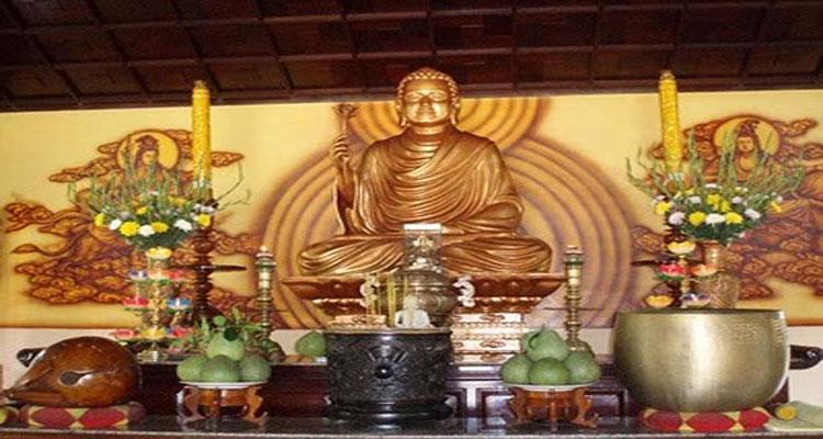 Thiền viện Trúc Lâm Đà Lạt có kiến trúc độc đáo