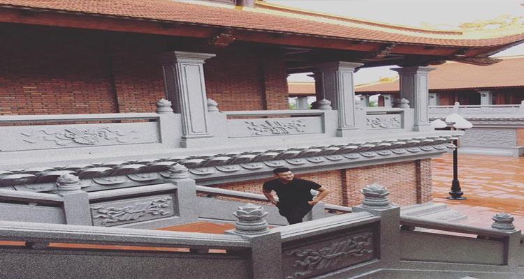 Thiền viện Trúc Lâm Hậu Giang có nhiều góc đẹp cho các bạn trẻ sống ảo