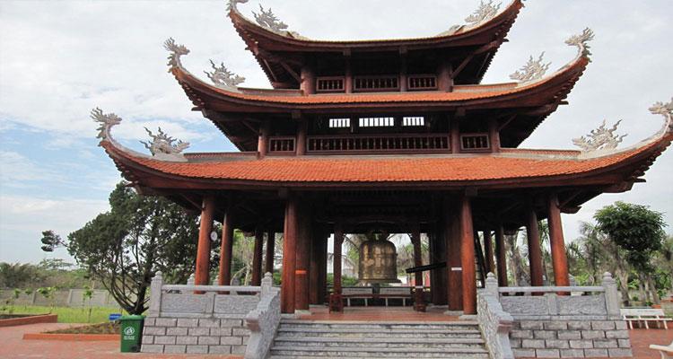 Cảnh quan Thiền viện trúc Lâm Phương Nam