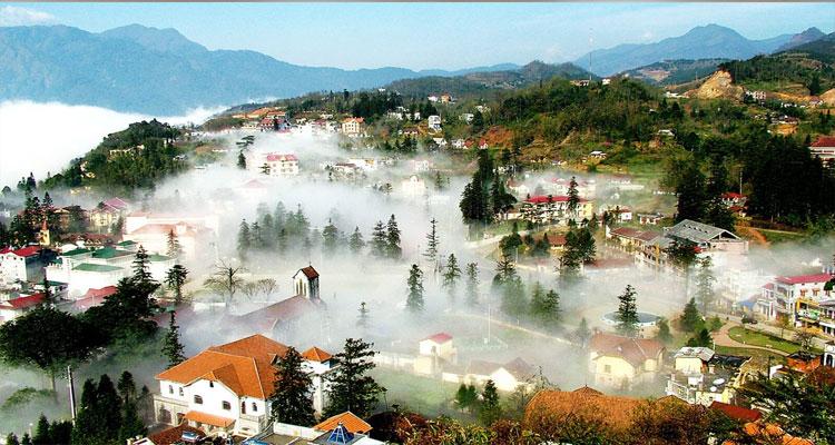 Tảo Đảo là một điểm du lịch gần Thiền viện Trúc Lâm Tây Thiên