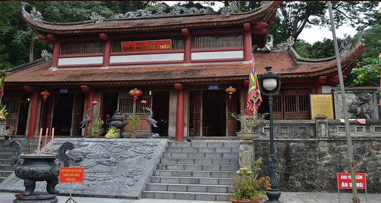 Kiến trúc độc đáo của Thiền viện Trúc Lâm Tây Thiên