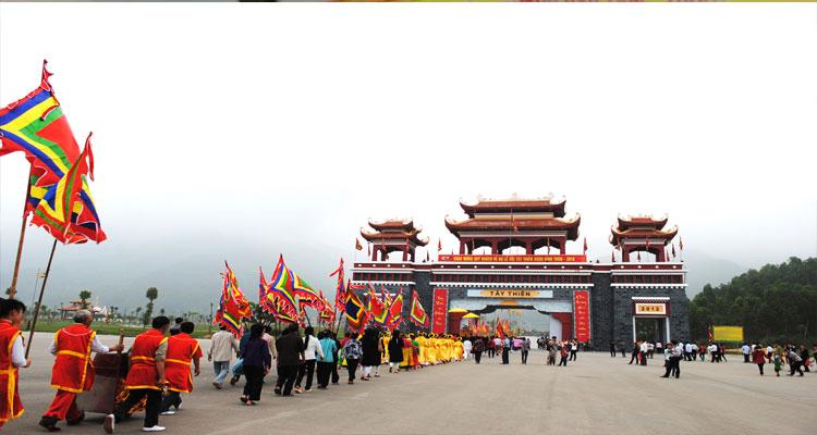 Lễ hội Tây Thiên