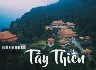 Thiền viện Trúc Lâm Tây Thiên ở Vĩnh Phúc