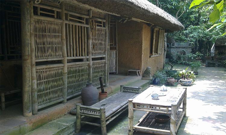 Việt Phủ Thành Chương - nhà cổ