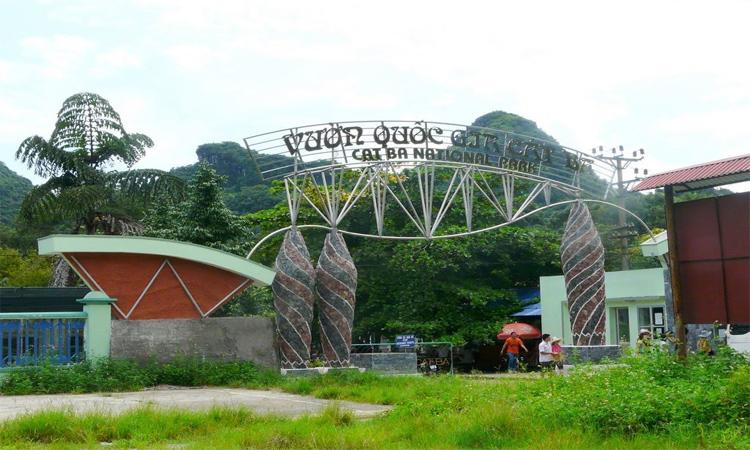 Vườn quốc gia Cát Bà - du lịch