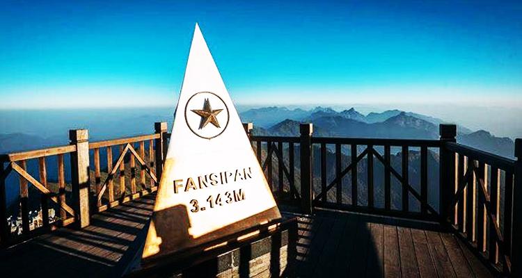 Du lịch Sapa qua 7 địa điểm - đỉnh Fansipan