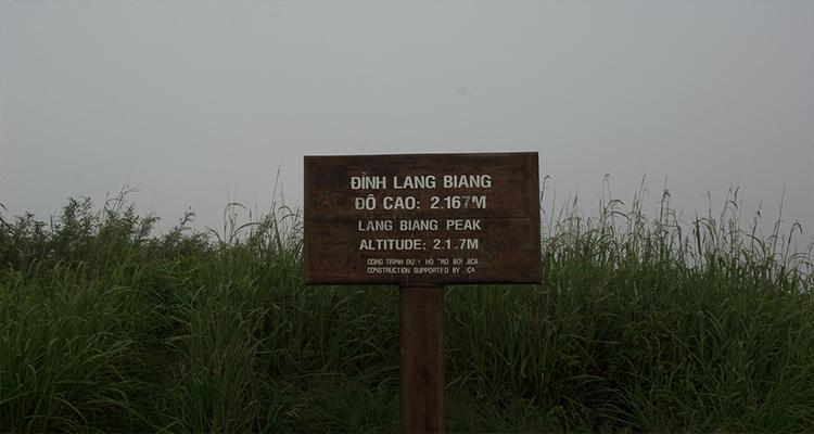 Langbiang - nóc nhà Đà Lạt