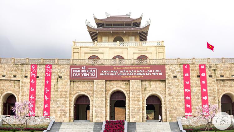 Tây Yên Tử Bắc Giang 7