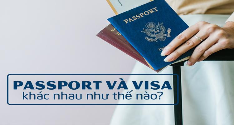 Visa là gì'? passport là gì - khác nhau