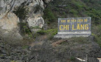 Ải Chi Lăng ở Lạng Sơn