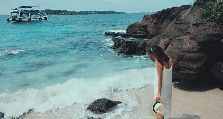 Bãi biển An Bàng 01