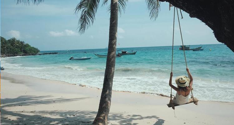 Bãi biển An Bàng 02