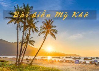 Bãi biển Mỹ Khê 18
