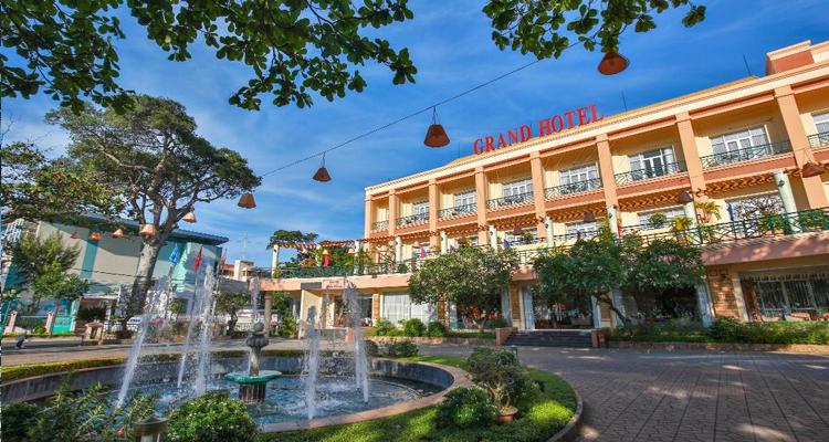 Bãi Trước Vũng Tàu - grand hotel