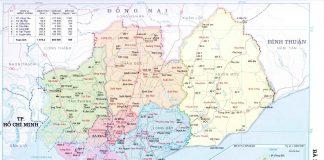 Bản đồ Vũng Tàu Việt Nam