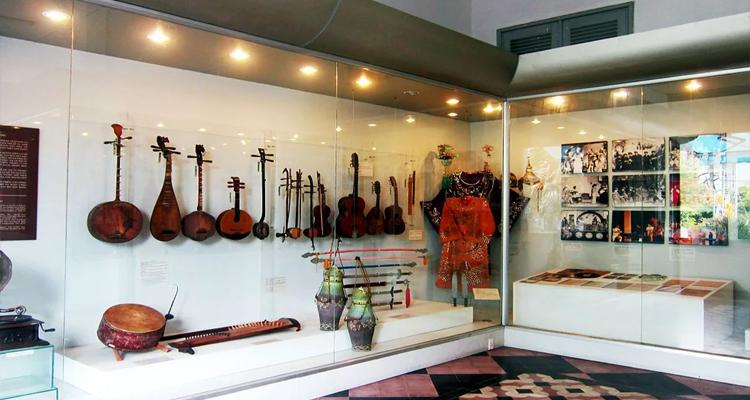 Bảo tàng Thành phố Hồ Chí Minh - văn hóa