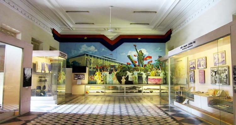 Bảo tàng Thành phố Hồ Chí Minh - cách mạng
