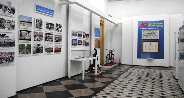 Bảo tàng Thành phố Hồ Chí Minh - địa lý