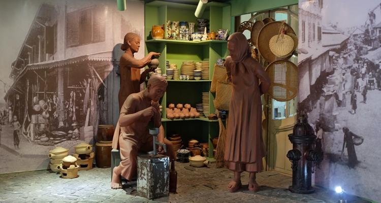 Bảo tàng Thành phố Hồ Chí Minh - gốm