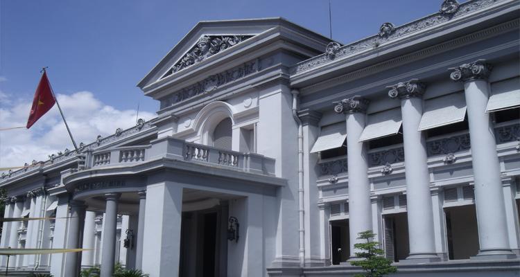 Bảo tàng Thành phố Hồ Chí Minh - thiết kế