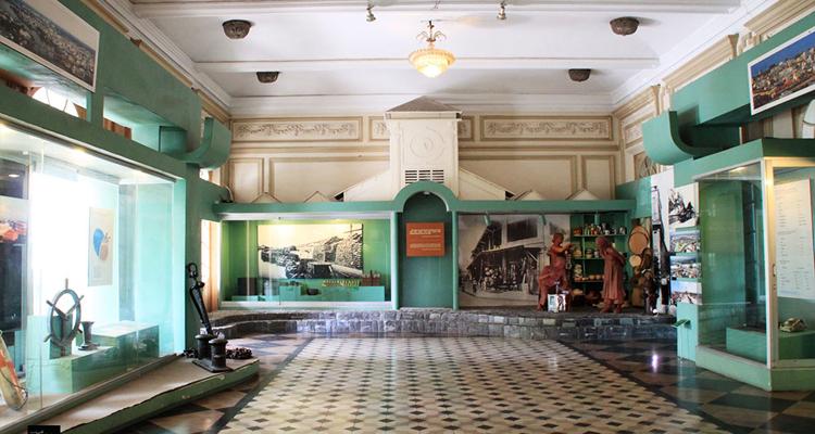 Bảo tàng Thành phố Hồ Chí Minh - công nghiệp