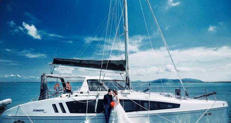 Bến thuyền Marina Vũng Tàu 9