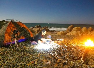 Biển Cổ Thạch - du lịch