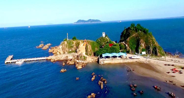 Bãi biển Cửa Lò đảo Lan Châu