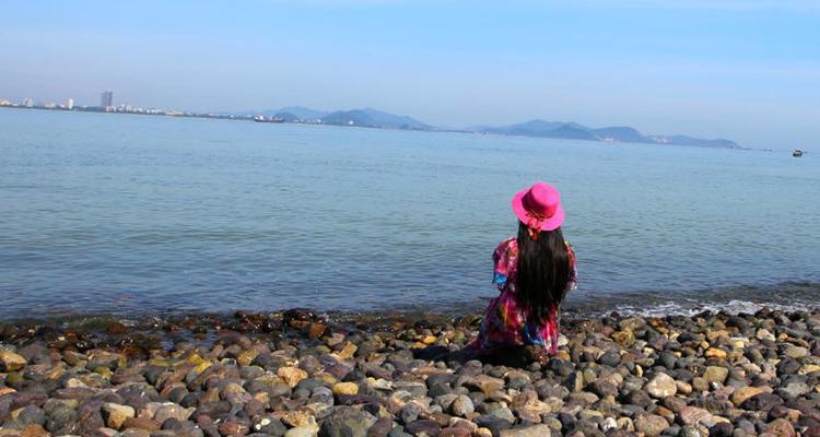 Bãi biển Cửa Lò đảo Hòn Ngư