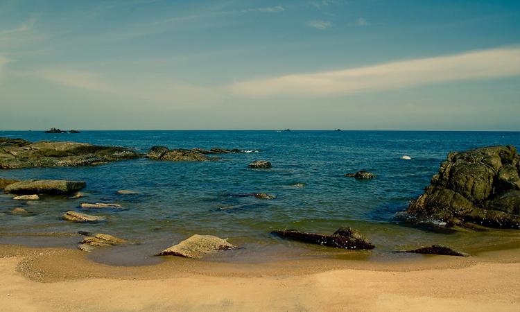 Biển Long Hải - đẹp mắt