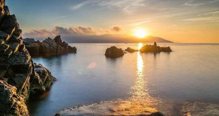 Biển Nha Trang - bình minh