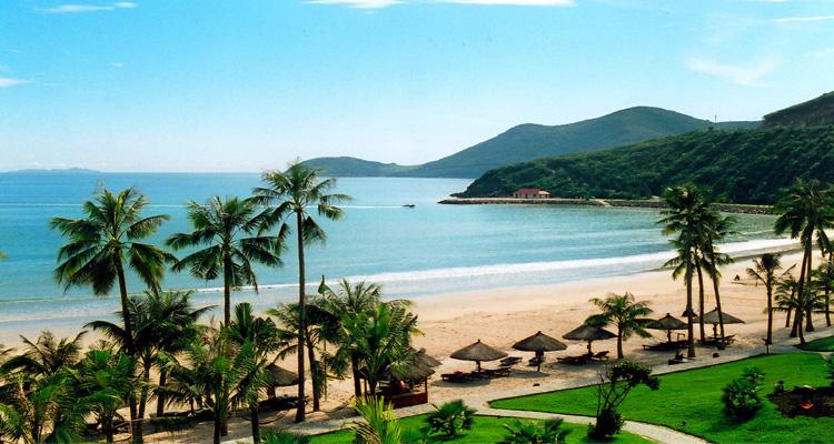 Biển Nha Trang - Dốc lết