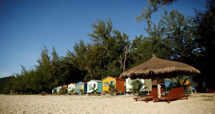 Biển Nha Trang - Đại lãnh