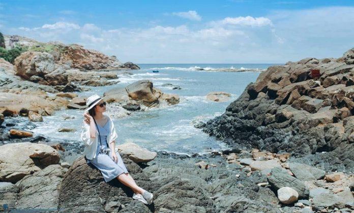 Bãi Biển Quy Nhơn - du lịch