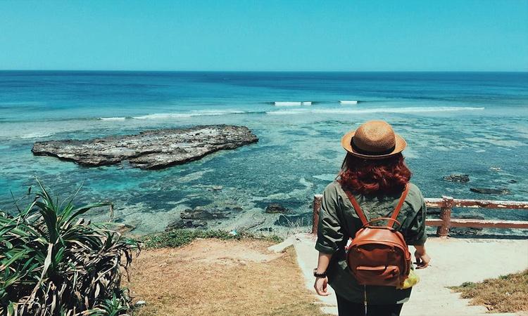 Biển Quy Nhơn - ngắm biển