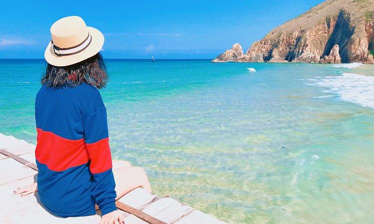 Biển Quy Nhơn - thư giãn