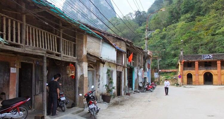 Cao nguyên đá Đồng Văn phố cổ