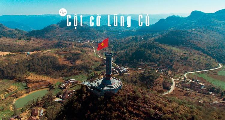 Cao nguyên đá Đồng Văn cột cờ Lũng Cú