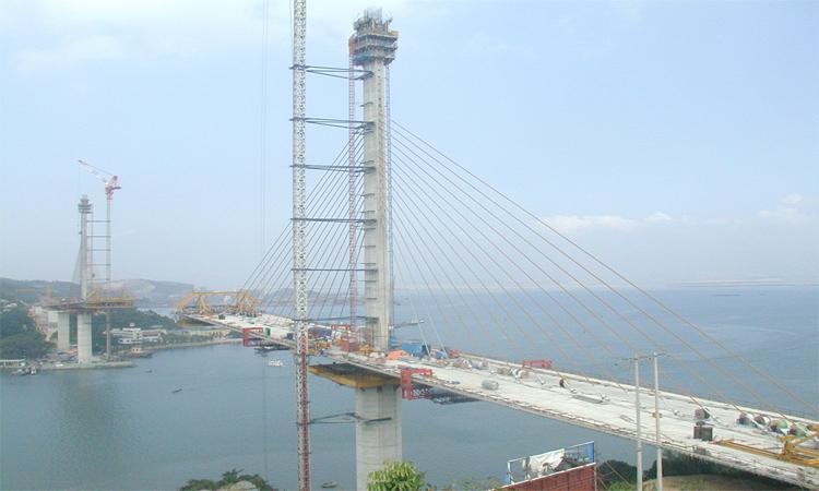 Cầu Bãi Cháy - 2019