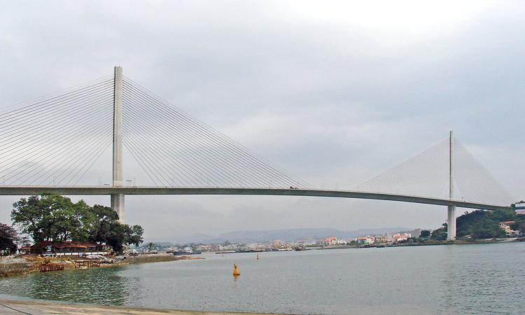 Cầu Bãi Cháy - nổi tiếng