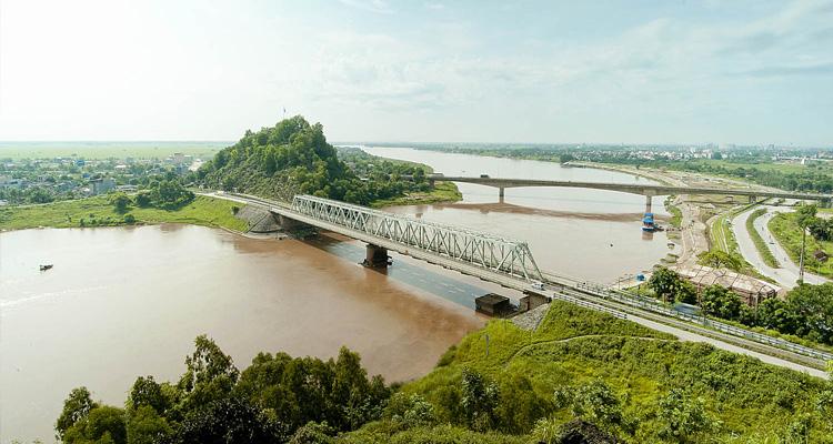 Cầu Hàm Rồng 02