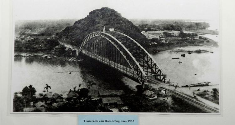 Cầu Hàm Rồng 06