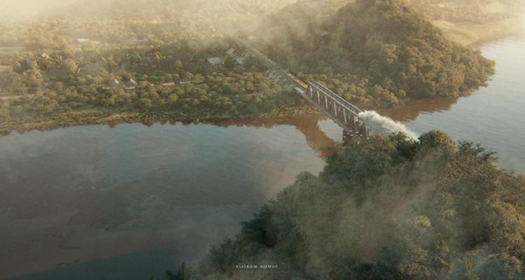 Cầu Hàm Rồng 10