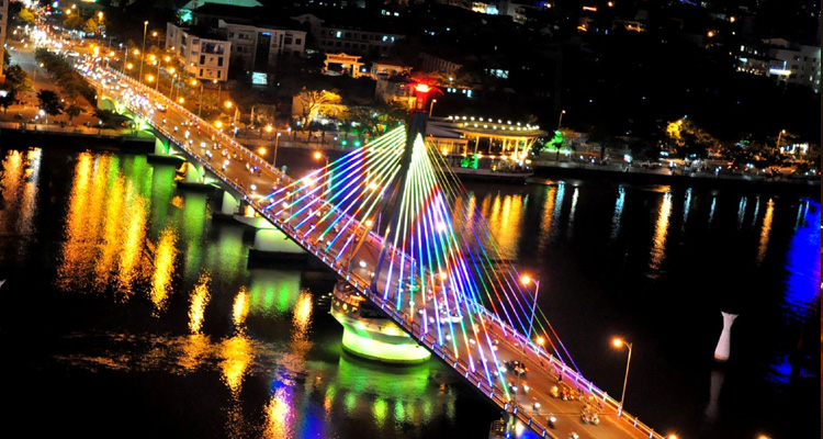 Cầu Quay sông Hàn 04