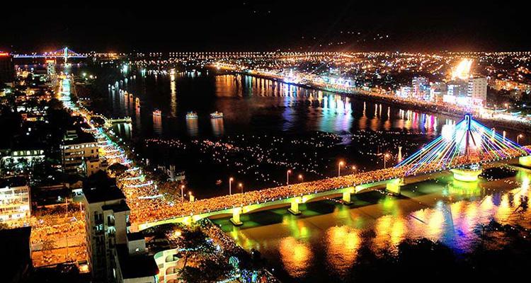 Cầu Quay sông Hàn 05