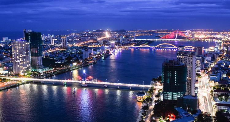 Cầu Quay sông Hàn 06