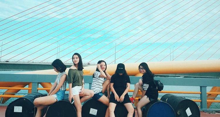 Cầu Trần Thị Lý 10