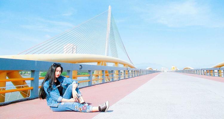 Cầu Trần Thị Lý 11
