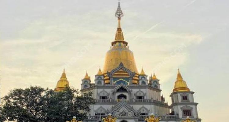 Chùa Bửu Long - đỉnh chùa